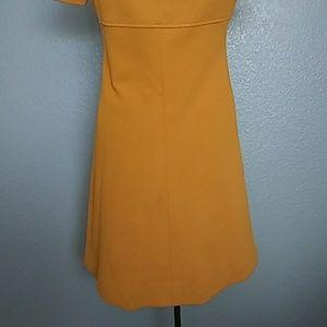 e45070f81e82 Vintage Dresses | Sold60s Mustard Mod Dress | Poshmark